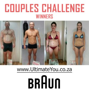 Couples Challenge Winners