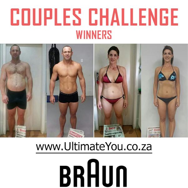 Couples Challenge Winners