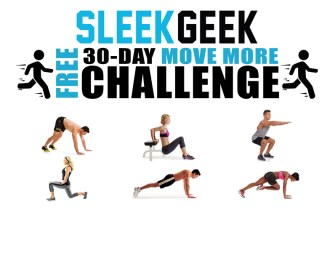 30-Day Move More Challenge
