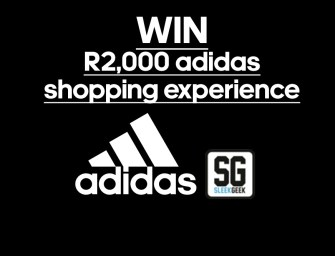 Win a R2,000 adidas shopping experience
