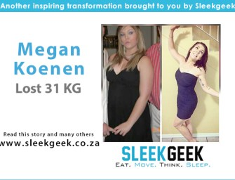 Megan's Journey to Losing 31kgs!