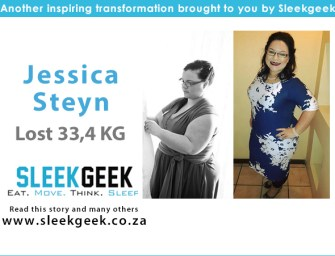 Jess Not Only Lost 33,4kg but She Found Self-Love & Happiness!
