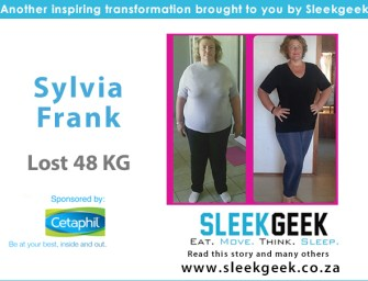 Sylvia's Powerful Story of Survival and Losing 48kgs!