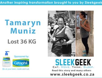 Tamaryn's Amazing Support System Helps Her Lose 36kg!