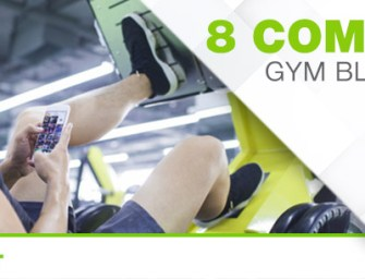 8 COMMON GYM BLUNDERS TO MISS