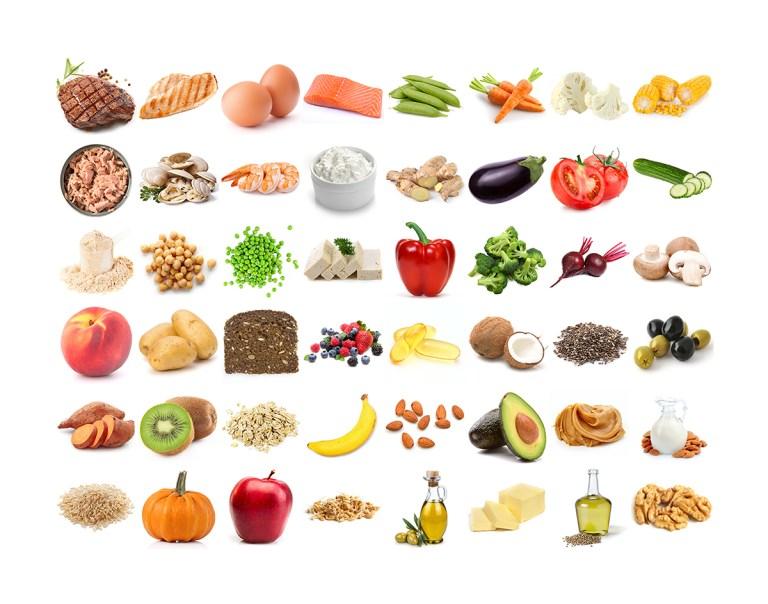 The Sleekgeek Food List Featured Image
