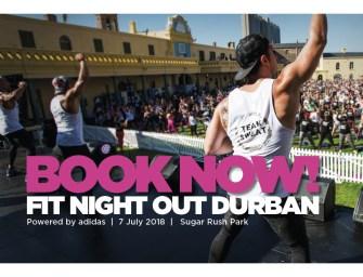 Women's Health KZN Fit Night Out 25% Sleekgeek Discount