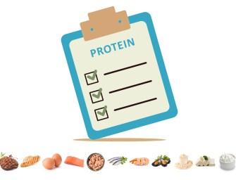 40+ Healthy Protein-Dense Foods