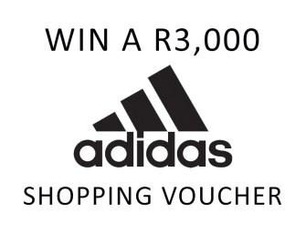 Win a R3,000 adidas shopping spree in JHB