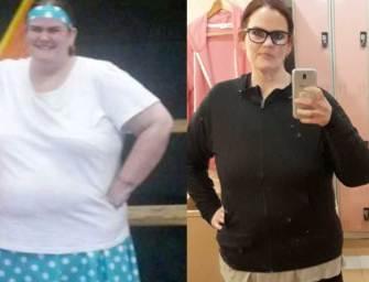 QA: Sandi MacKenzie lost 70kgs