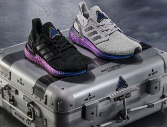 Win a pair of the all new adidas Ultraboost 20!