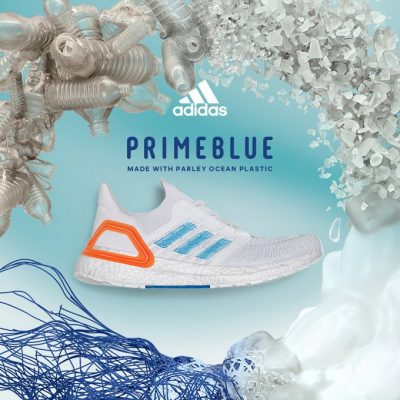 Sleekgeek August Challenge Your Monthly 30km with adidas primeblue ultraboost 20