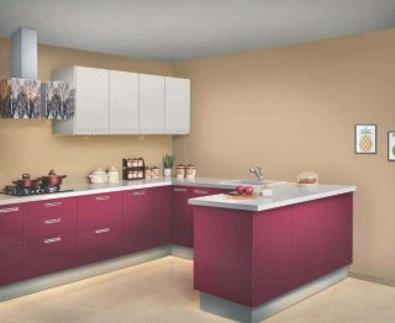 Modular Kitchens and Wardrobe Designs in India  Sleek Kitchens  Wardrobe by Asian Paints