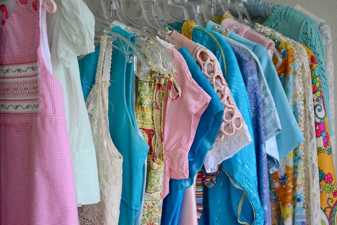 Clothes, Vintage Clothes, Smocked Dress, Vintage Dress