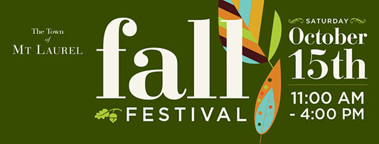 It's Fall Festival Time, Fall Festival, Mt. Laurel Fall Festival 2016, Mt. Laurel Fall Festival, Fall, Saturdays in the Fall