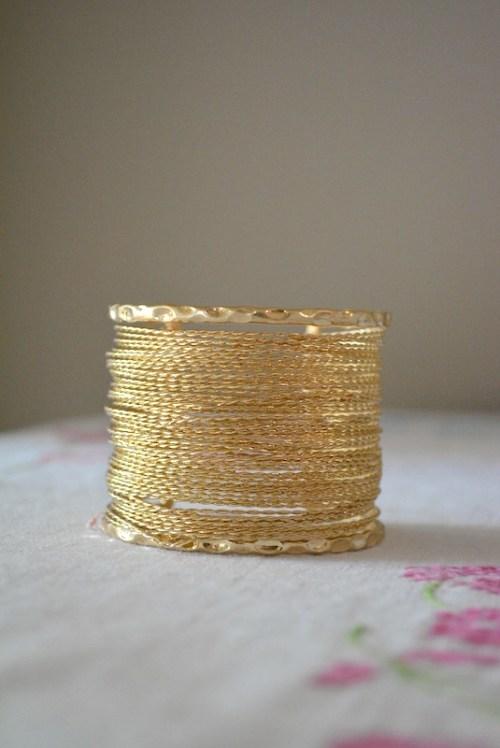 Gold Cuff, Gold Cuff Bracelet, Cuff Bracelet, Gold Arm Band, Gold Bracelet