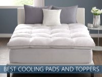 Top 7 Picks - Best Cooling Mattress Toppers (Pad) Reviews 2018