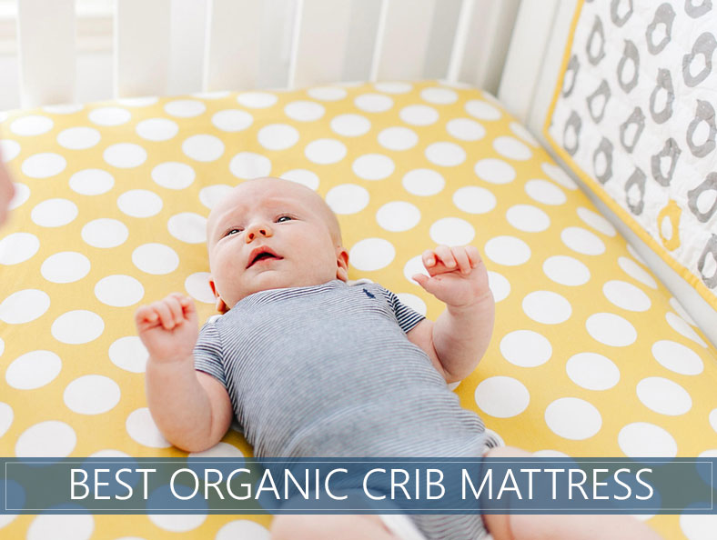 Top Rated Organic Crib Mattresses In 2018