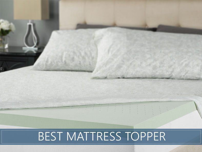 Best Mattress Topper Reviews For 2019  The Complete Buyers Guide