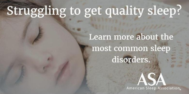 Learn more about common sleep disorders