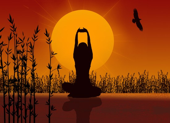 Calming rituals to help fall asleep
