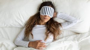 Trying to lose weight? Sleep on it