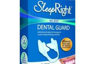 sleep right dental guard