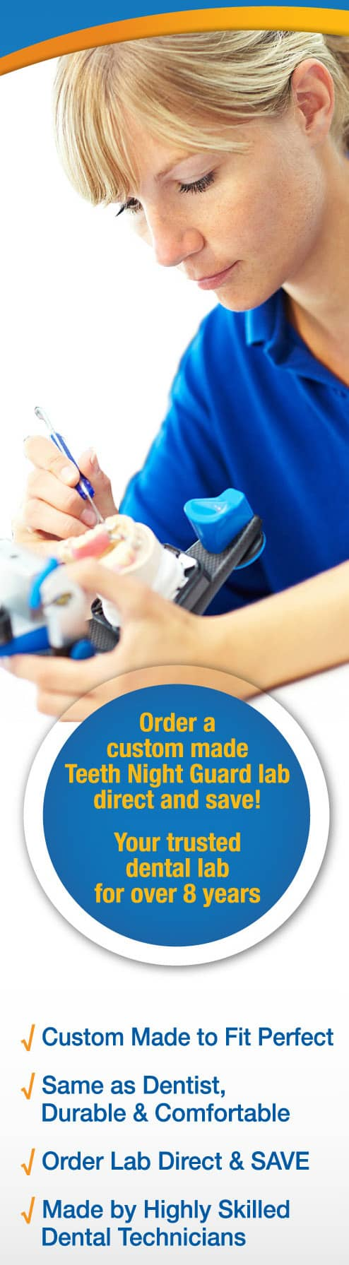 teeth night guard sparkling smiles