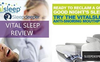 vital sleep review 2018