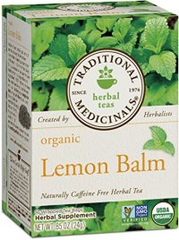 lemon balm tea sleep remedy