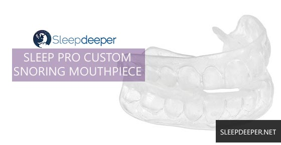 sleep pro custom snoring mouthpiece review