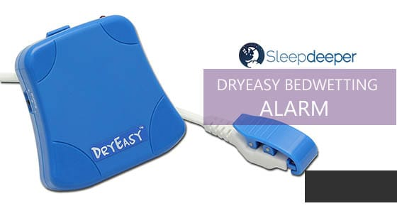 bedwetting alarm in UK 2018