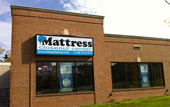 We Are Michigan S Only Name Brand Mattress Liquidation And Clearance Center
