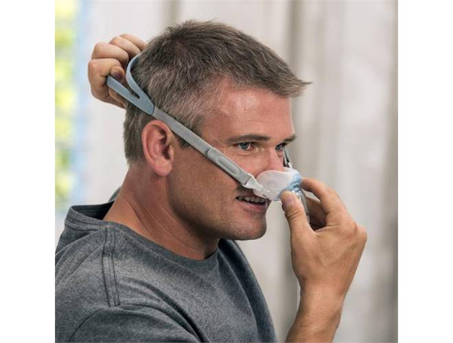 brevida nasal pillow cpap mask fit pack with headgear