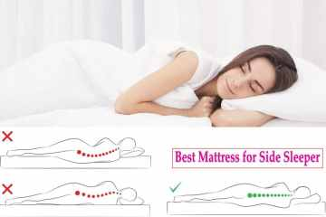 Best Mattress for Side Sleeper