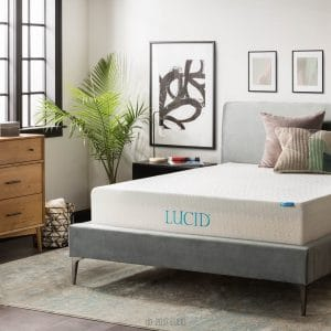 Lucid Memory Foam Mattress