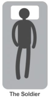 soldier posture