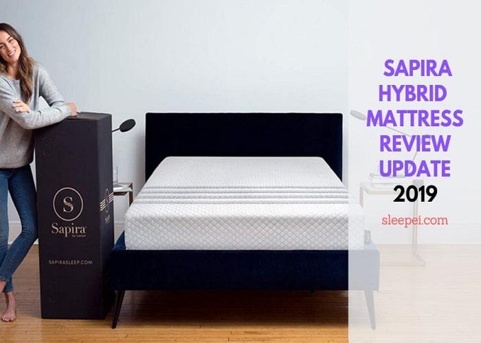 Sapira Mattress Review 2019