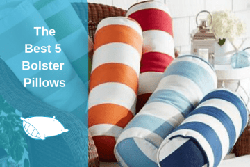 Top 9 Best Bolster Pillows 2018 Reviews