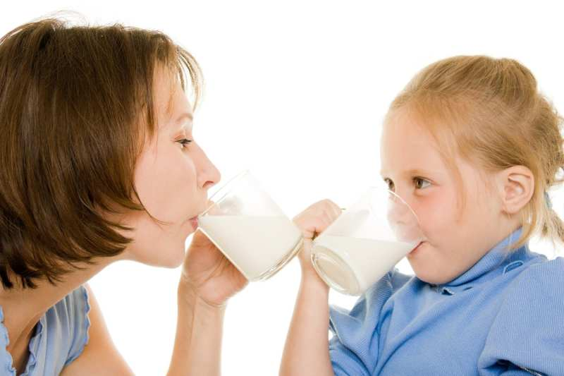 Tryptophan in milk triggers the initial phase of sleep