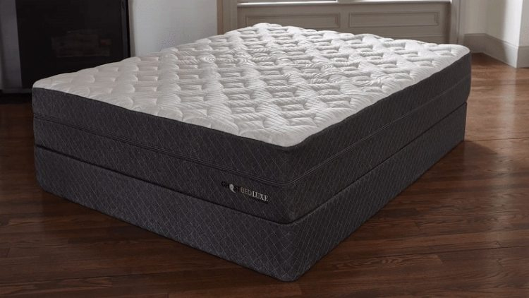 CertiPur US of Ghostbed mattress and luxe