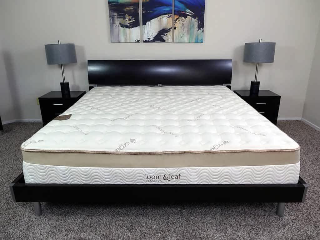 Loom and Leaf cooling gel infused mattress