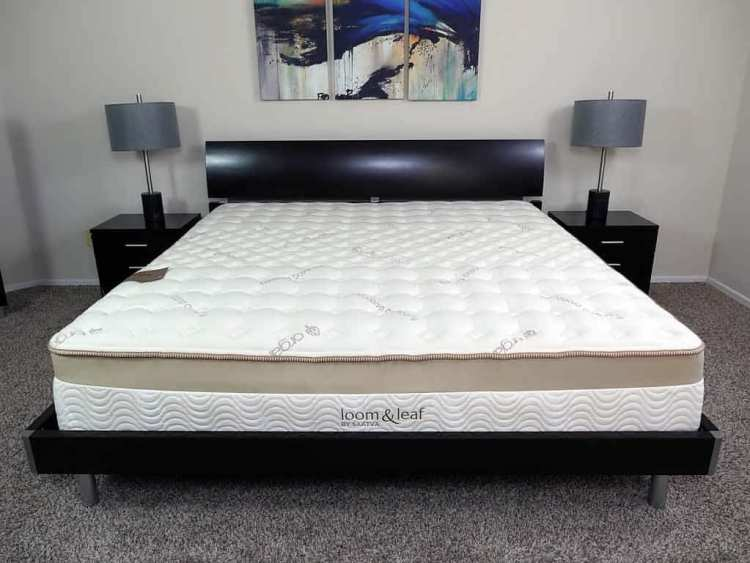 Loom and Leaf cooling gel infused mattress