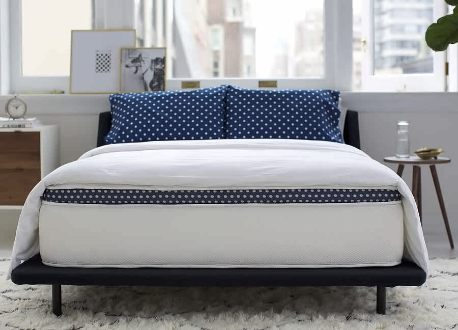 WinkBeds temperature regulation mattress