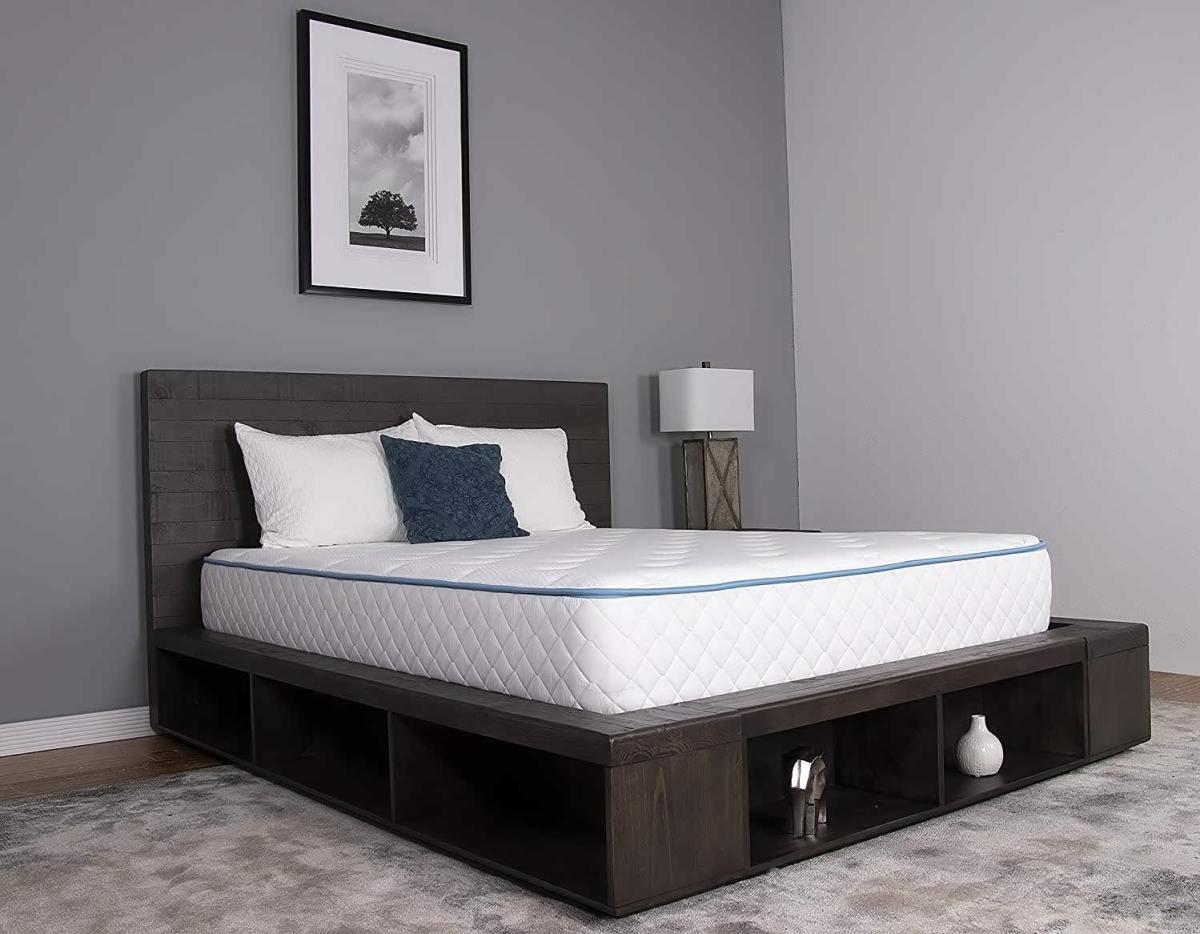 Dreamfoam bedding arctic dreams cooling gel mattress