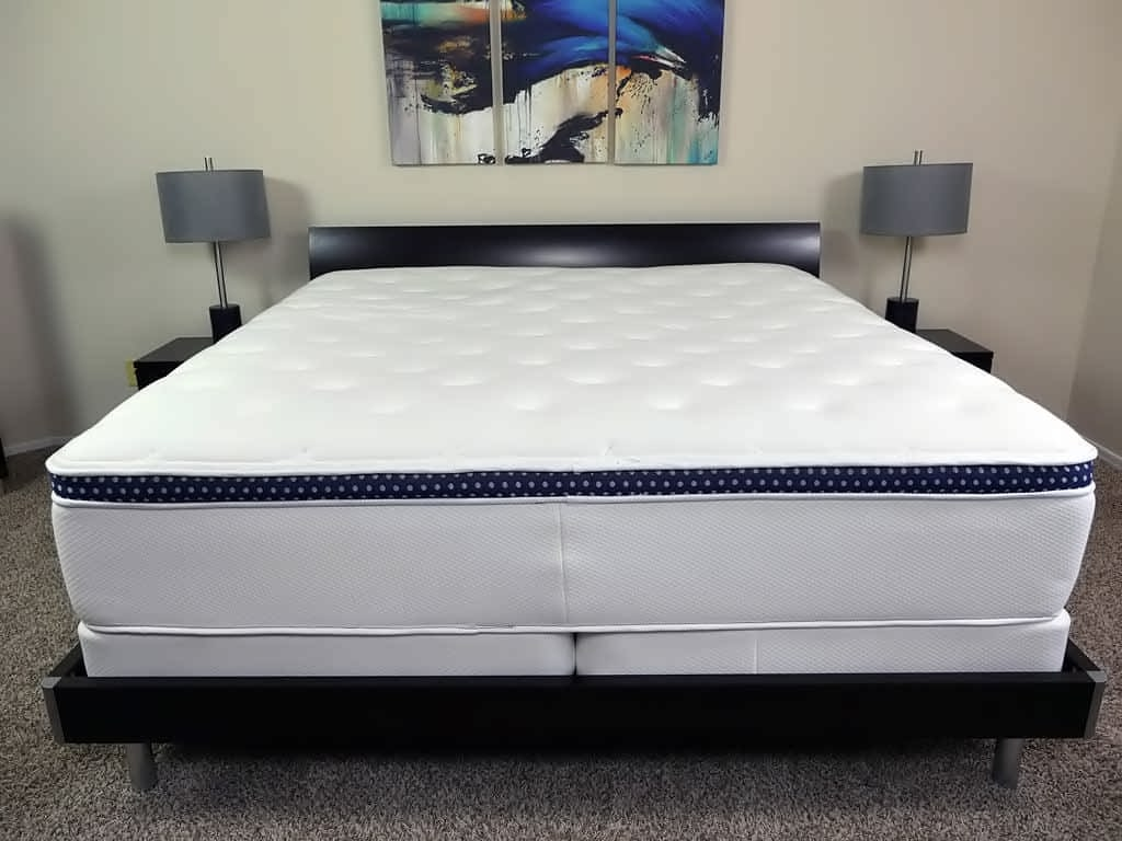 The WinkBeds Heat dispers Back-Relief Mattress