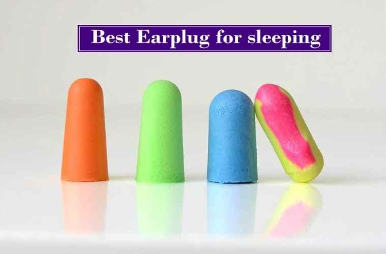 Best Earplug for sleeping
