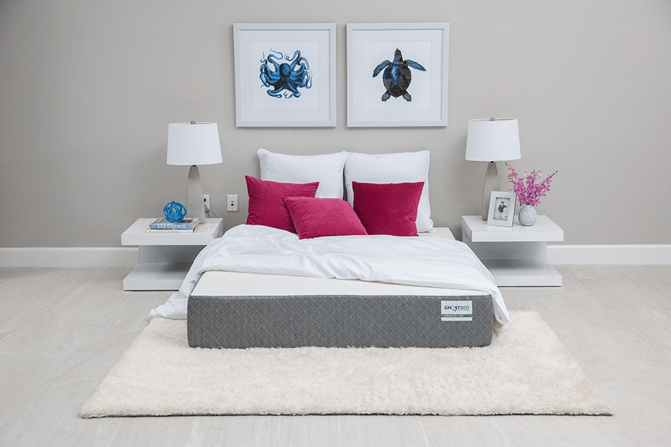 GhostBed memory foam and latex mattress