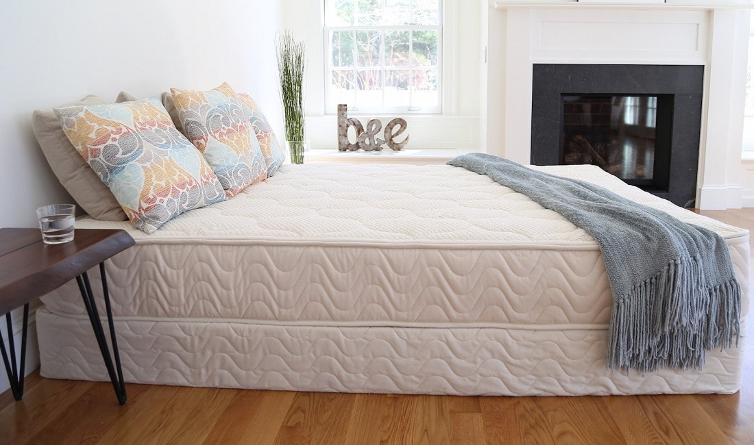Spindle Two layer firmness mattress