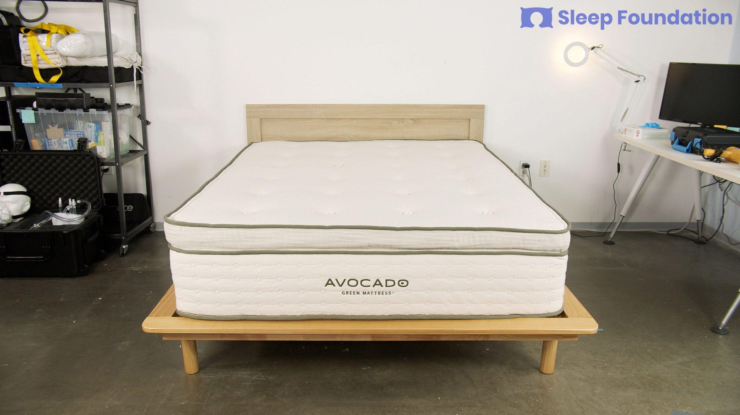 avocado mattress review 2021 sleep